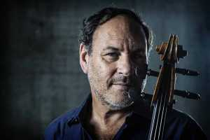 Cellist Garry Hoffman has had many new concertos dedicated to him