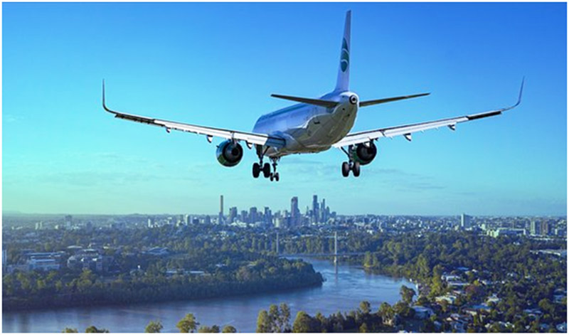 Fly for less and browse for cheap flights in private mode. Picture: Pixabay