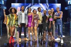 Idols SA Top 17 Group One
