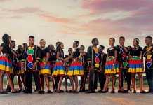 The Ndlovu Youth Choir struck a chord at America's Got Talent