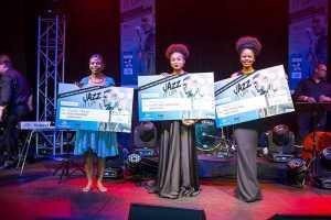 Success! Sisanda Myataza, Ruby Truter and Naledi Masilo