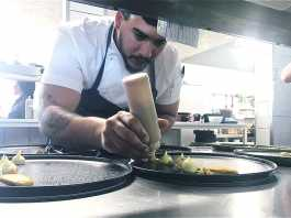 Peter Duncan: Climbing the chef ranks