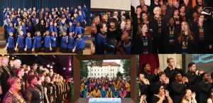 Four top choirs appear at The Sing Choir Extravaganza