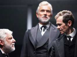 The Lehman Trilogy screens from National Theatre Live at Cinema Nouveau