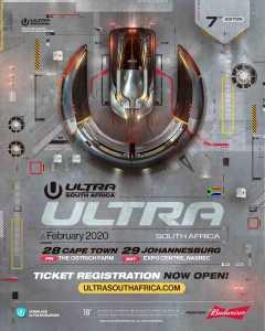 Register for Ultra South Africa 2020