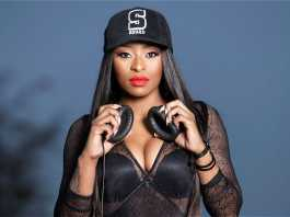 AfricaCom 2019 hosts AFest at Shimmy - DJ Zinhle