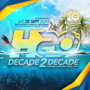 H2O Decade to Decade Festival djs