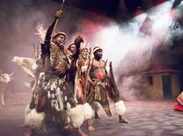 King Cetshwayo The Musical