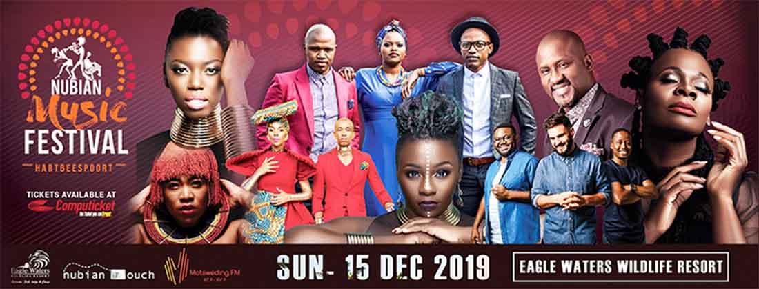 Nubian Music Festival 2019 tickets