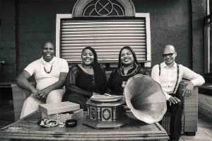 Thulile Zama Band Tribute to Mama Africa Picture: Simanga Zondo