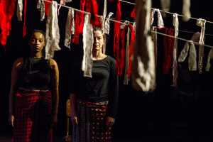 Tia Maji, directed by Qondiswa James and Bronwen Clacherty. Picture: Suzy Bernstein