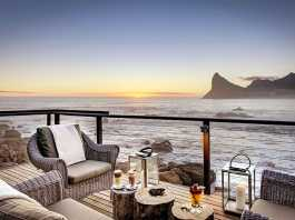 Tintswalo Atlantic is the perfect spot to experience sunset on the tip of Africa