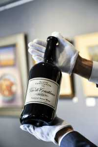 The Strauss & Co Fine Wine Auction 2019