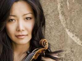 Violinist Yi-Jia Susanne Hou