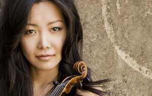 Yi-Jia Susanne Hou is a professional touring solo concert violinist