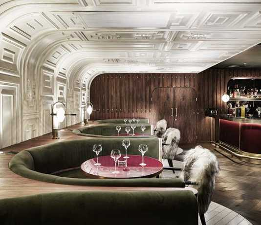 TristanPlessis Studio wins Best Overall Restaurant at the Restaurant & Bar Design Awards