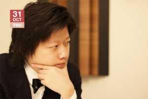 Pianist Antonio Chen Guang