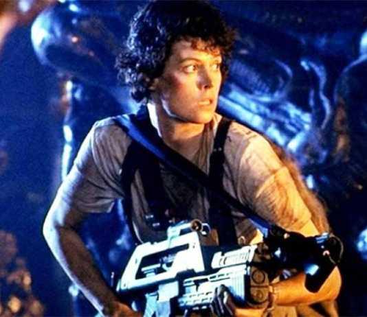 Ellen Ripley Alien Sigourney Weaver