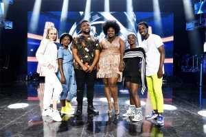 The fabulous Idols SA Top 6