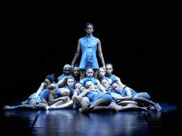 Jazzart Dance Theatre Trainee Season at Artscape