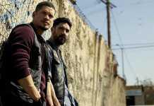 JD_Pardo and Clayton Cardenas in Mayans MC