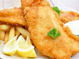 Sommelier Esmé Groenewald: Fish and chips!