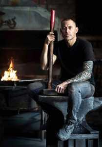 Alon Fainstein metal artist
