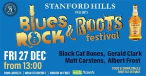 Blues Rock & Roots Festival at Stanford Estate