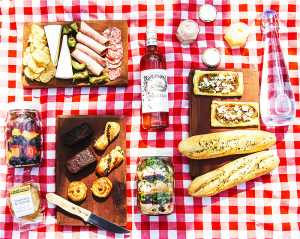 Grande Provence picnic hampers