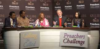 Calling The Called Preachers Challenge is on GauTV Channel 265
