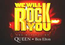 We Will Rock You tickets: CT and Joburg