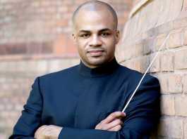 Conductor Brandon Keith Brown