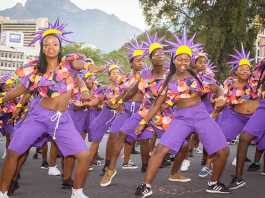 When is the Cape Town Carnival 2020