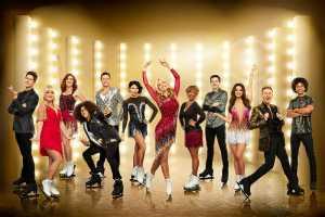 Dancing on Ice on ITV Choice