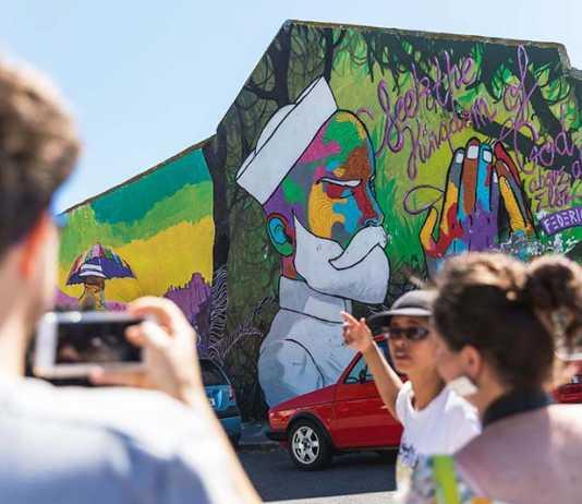 IPAF Digitalisation 2020 festival in Salt River Woodstock