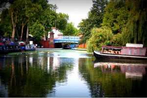 Little Venice in West London