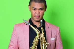 August West appears at the Matroosfontein Jazz Reunion