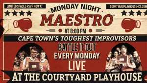 Monday Night Maestro
