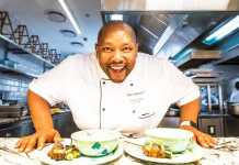 Tintswalo Atlantic Head Chef Thando Jaxa