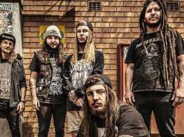 Vulvodyna band on tour