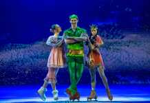 Peter Pan on Ice tickets
