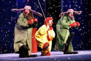 SLAVA'S SNOWSHOW TICKETS IN SOUTH AFRICA