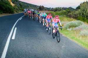 How far is the Cape Town Cycle Tour - 109 km