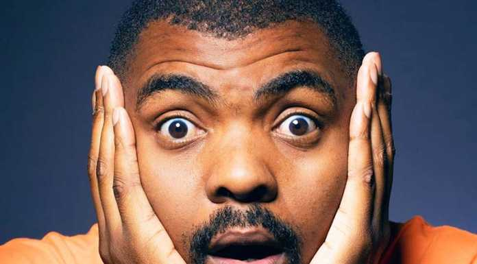 See Loyiso Gola at Cape Town International Comedy Festival 2020