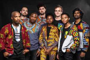 The Unity Band appears at Toyota US Woordfees Jazz in the Quad