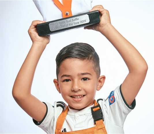 Taste Bud Battle Entries for young chefs