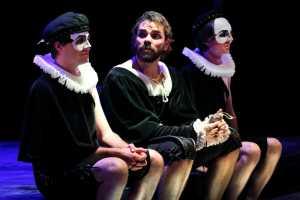 Hamlet at Artscape by Abrahamse & Meyer