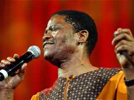 Joseph Shabalala from Ladysmith Black Mambazo has died