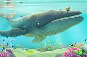 The Snail and the Whale on Showmax
