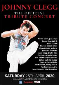 Johnny Clegg Tribute Show